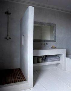 salla de bain sous comble