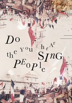 Do you hear the people sing? - Les Miserables Lyrics