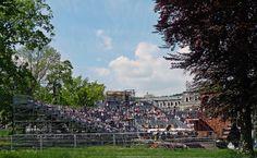Open-Air-Bühne des Meininger Theaters