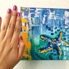 Starfish Painting ✨