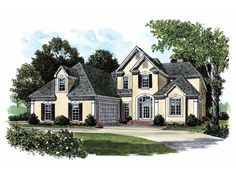 Floor Plan AFLFPW21966 is a beautiful 3242 square foot  New American  home design with 2 Garage Bays