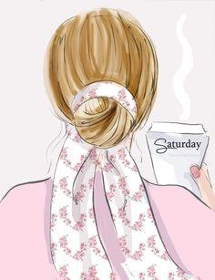 Greeting Cards, Art and Paper Goods by RoseHillDesignStudio Bon Weekend, Hello Weekend, Weekend Days, Weekend Vibes, Happy Weekend, Saturday Quotes, Happy Saturday, Hello Saturday, Illustrations