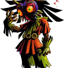 Zelda majora s mask toys 5700