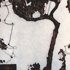 Egon Schiele Landscape Tree 2 | Flickr - Photo Sharing!
