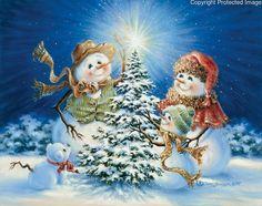 9911 - The Snow Family.jpg | Gelsinger Licensing Group