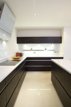Wenge kitchen
