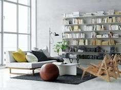 String Furniture bookcase