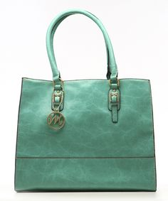 Turquoise Morgan Tote | Reminds me of the ocean