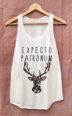 +++ Expecto Patronum fleur Vintage Shirt Harry Potter par topsfreeday