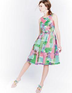 Vintage Bow Dress