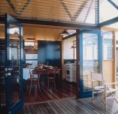 Hammond - Sustainable, Contemporary Architecture Australian Architecture, Residential Architecture, Contemporary Architecture, Architecture Design, Minimalist House Design, Minimalist Home, Modern House Design, Australian Sheds, One Storey House