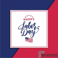 Wishing everyone a safe and Happy Labor Day!