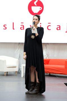 Módna talkshow s Ivicou Slávikovou.
