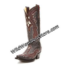 Corral Ladies Boots G1035  WildWestBootStore.com