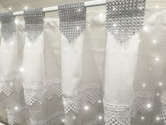 Curtains With Blinds, Valances, Window Dressings, Drapery, Projects To Try, Windows, Design, Home Decor, Curtains For Kitchen
