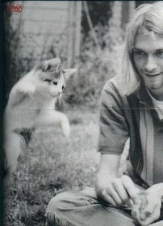 il genio e la sregolarezza (Kurt Cobain)