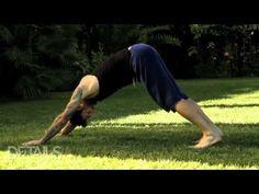 Adam Levine does yoga- and well too...Impressed. *Details magazine video. ~GirlNesting