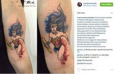 Community Post: 18 Tatuagens Para Você Declarar Lealdade Aos Quadrinhos  Tattoo by Mariana Amaral, São Paulo, Brazil/Brasil.   facebook.com/marianaamaraltattoo   Instagram @marianaamaraltattoo