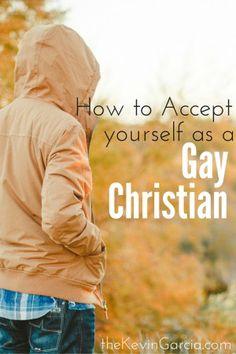 accept yourself as gay christian