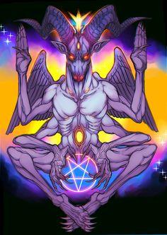 Witnesstheabsurd : Photo Arte Horror, Horror Art, Dark Creatures, Acid Art, Satanic Art, Arte Obscura, Demon Art, Occult Art, Demonology