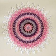 Lotus Mandala Flower.