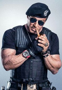 Silvester Stallone Sexy