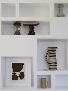 Piet Boon Styling by Karin Meyn | A unique niche can bring objects to life