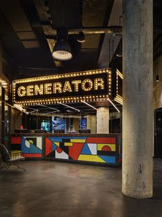 Image 33 of 34 from gallery of 2016 Restaurant & Bar Design Awards Announced. Generator (Paris, France) / DesignAgency