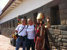"Volunteers in Peru Cusco arriving day Brandi Sullivan and Keri Perkins Orphanage program.  Brandi: ""There are two main reasons why I chose this program. One, I love children and want to help out with daily care for these underprivileged children. Children need hugs, kisses, and to be loved on. They need this in order to nourish. I chose Peru, because it is a country that I have always wanted to visit. Might as well follow my heart and help children in a country that is beautiful and needs…"