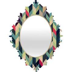 Gabi Arise Baroque Mirror | DENY Designs Home Accessories  #denywishlist