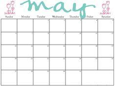 week calendar 2018