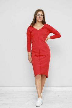 39a Bodycon Dress, Dresses For Work, Fashion, Moda, Body Con, Fashion Styles, Fashion Illustrations, Body Con Dress