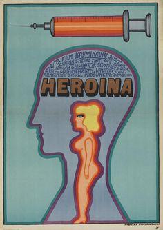 "electripipedream: ""Andrzej Krajewski Heroina 1969 """