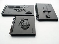 These Armed Notebooks Test The Will Of The EPA