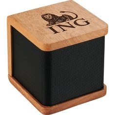 Show your appreciation with this classy speaker that's fit for any executive desktop!