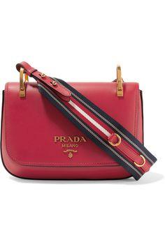 2439985bf8 Prada - Pionnière leather shoulder bag