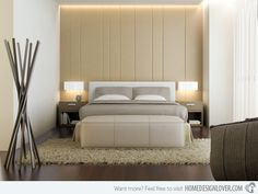 20 Rejuvenating Zen Bedrooms For A Stress Free Ambience And Recliner