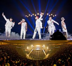After debuting in Japan 3 years ago, Big Bang holds first concert at the Tokyo Dome with 55,000 fans