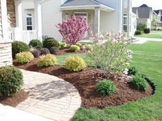Fresh and beautiful front yard landscaping ideas on a budget (16)