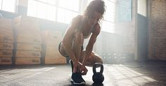 If you're tentative about picking up a kettlebell in the gym, do it while listening to this motivating and pumped-up playlist. This music collection has the goods to push you through the toughest lifts, swings, and lunges that your classic kettlebell routine has to offer.