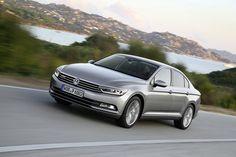 Volkswagen renueva el Passat y lo llena de tecnología #volkswagen #volkswagenpassat #coches #tecnologia