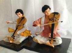 Violen players costume dolls by Artefakt. create online Facebook Gallery. Website: www.atmarket.co