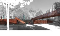 "Alejandro Aravena Wins 2016 Pritzker Prize,Parque Museo ""Humano."" Santiago, Chile 2014 - ongoing. Image © ELEMENTAL"