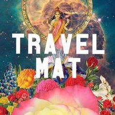Lakshmi Rose Portal * Starwater Travel Yoga Mat