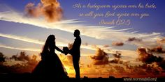 The Bridegroom and His Bride – A 2MefromHim Devotional