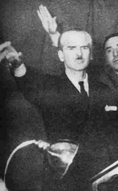 SERRANO SUÑER - (12 September 1901 – 1 September 2003), was a Spanish politician during the first stages of General Francisco Franco's dictatorship, the Spanish State, between 1938 and 1942, when he held the posts of President of the Spanish Falange caucus (1936), and then Interior Minister and Foreign Affairs Minister. He was also the brother-in-law of the Spanish dictator General Franco, for which he was nicknamed Cuñadísimo. Killed In Action, German Army, Second World, Human Nature, Cold War, Civilization, Brother, Horror, Military