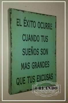 Carteles Cuadros Vintage 20x30 Creando Arte Y Deco - $ 170,00 Sign Quotes, Motivational Quotes, Vintage Frases, Happy Store, Message In A Bottle, More Words, Too Cool For School, Spanish Quotes, Christian Women