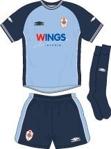 2002-2003 | Third kit (Umbro)