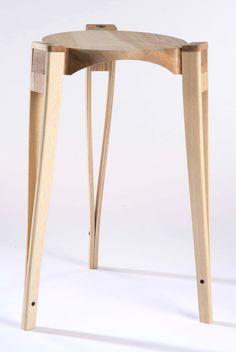 Crutch stool - Alex Chow