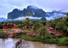 Vang Vieng - two of the best days of my life